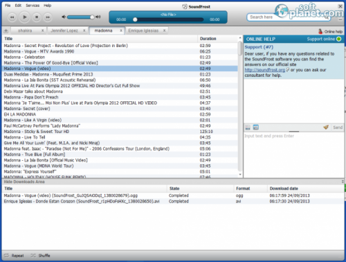SoundFrost 3.8.3.0