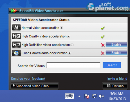 Speedbit Video Accelerator 3.3.8.0