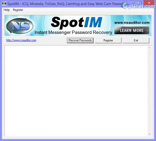 SpotIM Password Recover 2.1.9