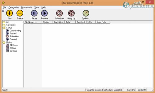 Star Downloader Free 1.45