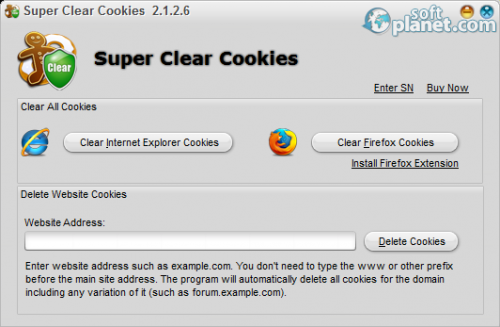 Super Clear Cookies 2.1.2.6