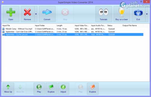 SuperSimple Video Converter 2014