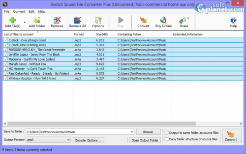 Switch Sound File Converter 4.79