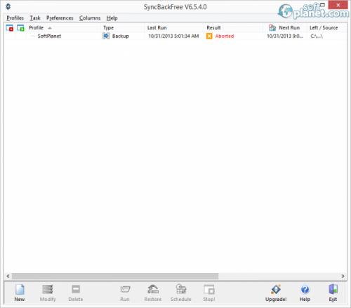 SyncBack 7.3.1.12