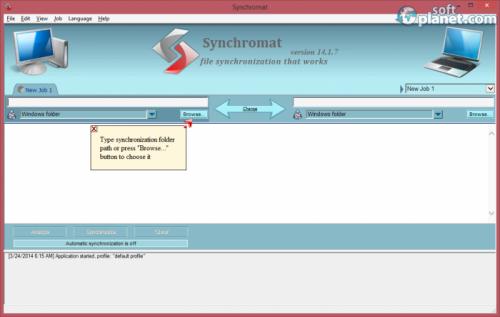 Synchromat 14.1.7