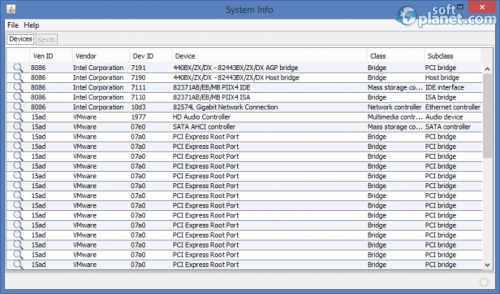 System Info 0.5