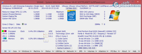 System Information Viewer 4.43