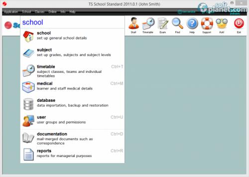 TS School Standard 2011.0.1