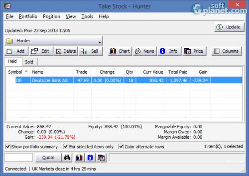 Take Stock 0.15j