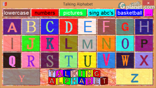 Talking Alphabet 3.6.1
