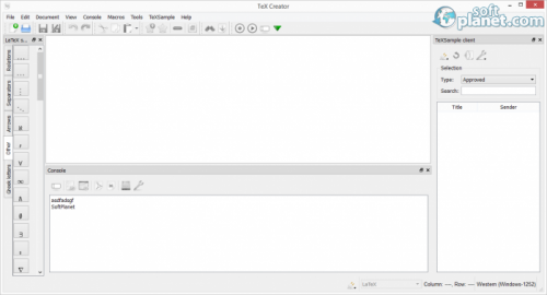 TeX Creator 2.1.1