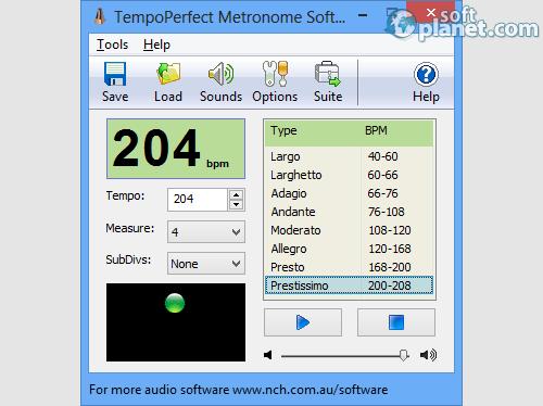 TempoPerfect 2.02