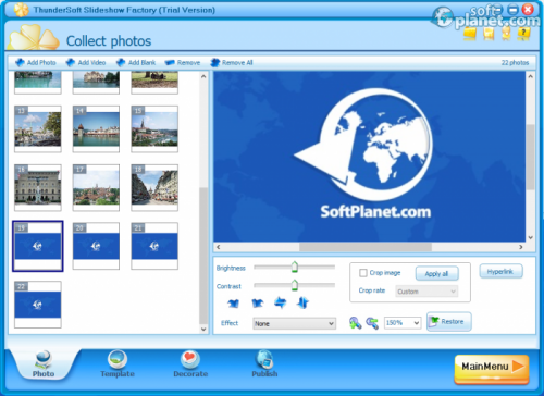 ThunderSoft Slideshow Factory 3.4.6
