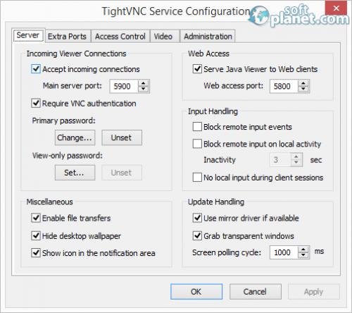 TightVNC 2.7.10