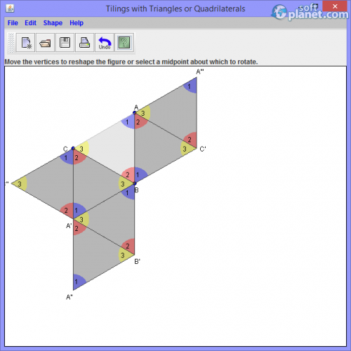 Tilings with Triangles or Quadrilaterals 1.1