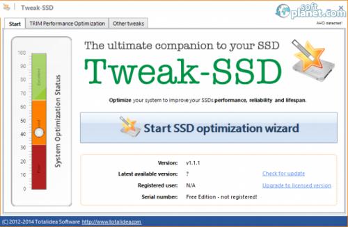 Tweak-SSD 1.2.2