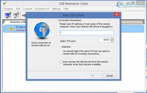 USB Redirector Client 6.1.1.2460