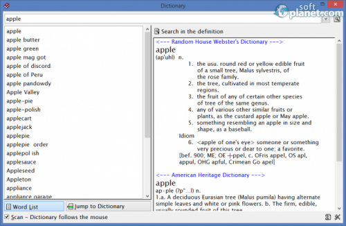 Ultimate Dictionary 1.0