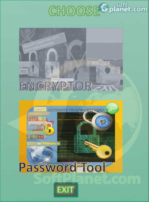 Ultimate Password Tool 13.5.0