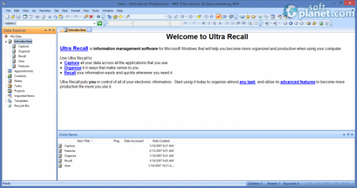 Ultra Recall Professional 5.1