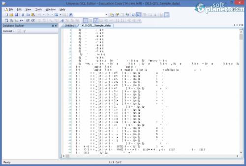 Universal SQL Editor 1.5.4.2