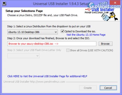 Universal USB Installer 1.9.5.4