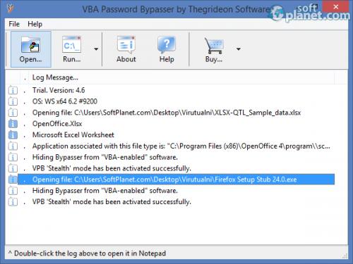 VBA Password Bypasser 4.6