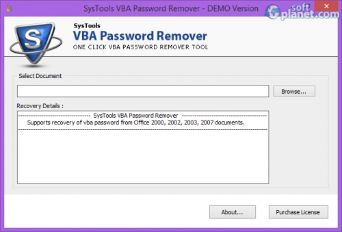 VBA Password Remover 1.2