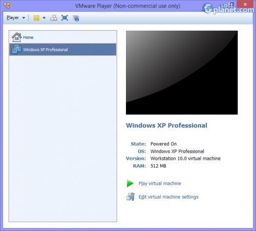 VMware Player 7.1.0