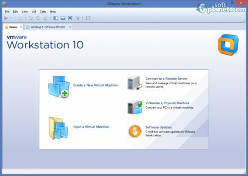 VMware Workstation 11.1.0