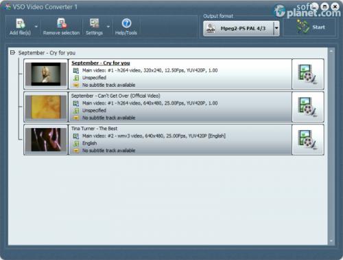 VSO Video Converter 1.5.0.10