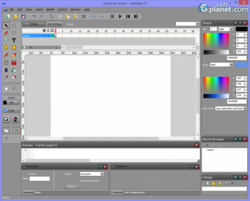 Vectorian Giotto 3.0.0