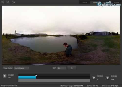 VideoStitch 1.2.2