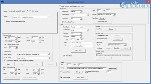 Viscom Screen2Video Gold SDK ActiveX 2.5