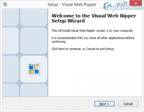 Visual Web Ripper 2.120.27