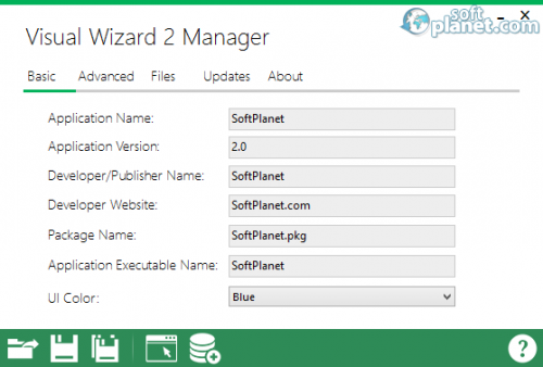Visual Wizard 2 Manager 1.6.0.1