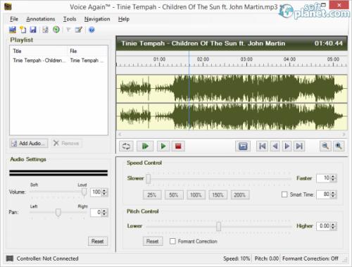 Voice Again 1.6.2