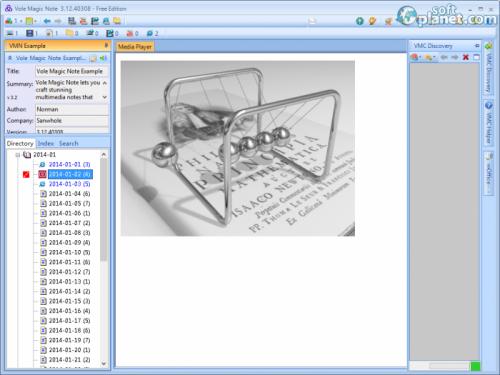 Vole Magic Note 3.12.40308
