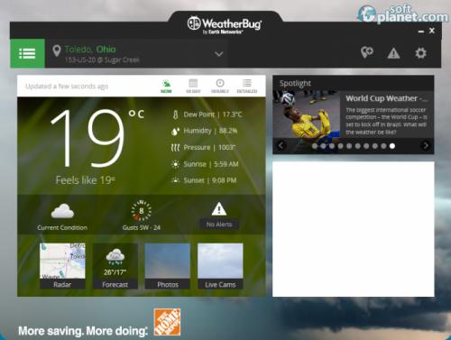 WeatherBug 10.0.7.4