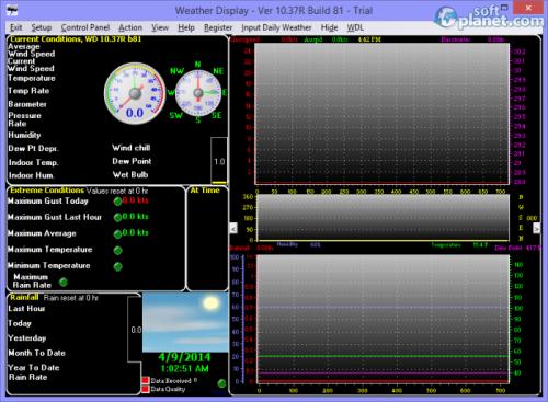 Weather Display 10.37R Build 81
