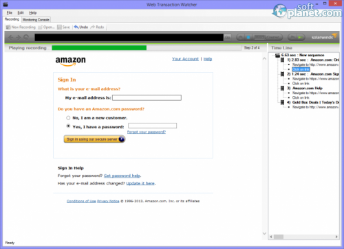 Web Transaction Watcher 1.0.0.104