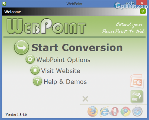 WebPoint 1.8.4.0