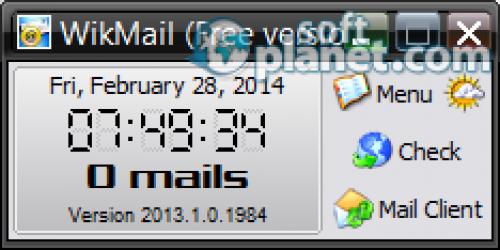 WikMail 2013.1.0.1984