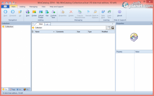 WinCatalog 2014 6.0