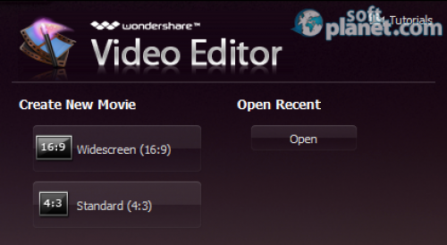 Wondershare Video Editor 3.1.6