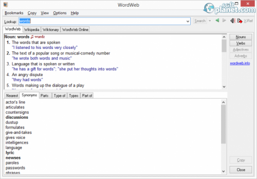 WordWeb 7