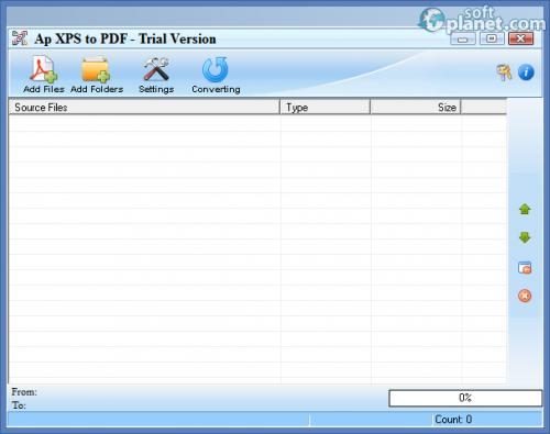 XPS to PDF Converter 2.2