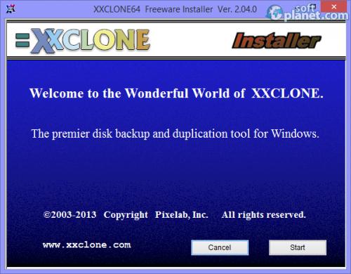 XXCLONE 2.04.0