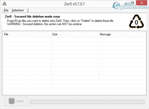 Zer0 0.7.0.7