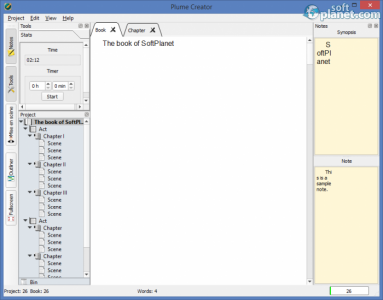 Plume Creator Screenshot3